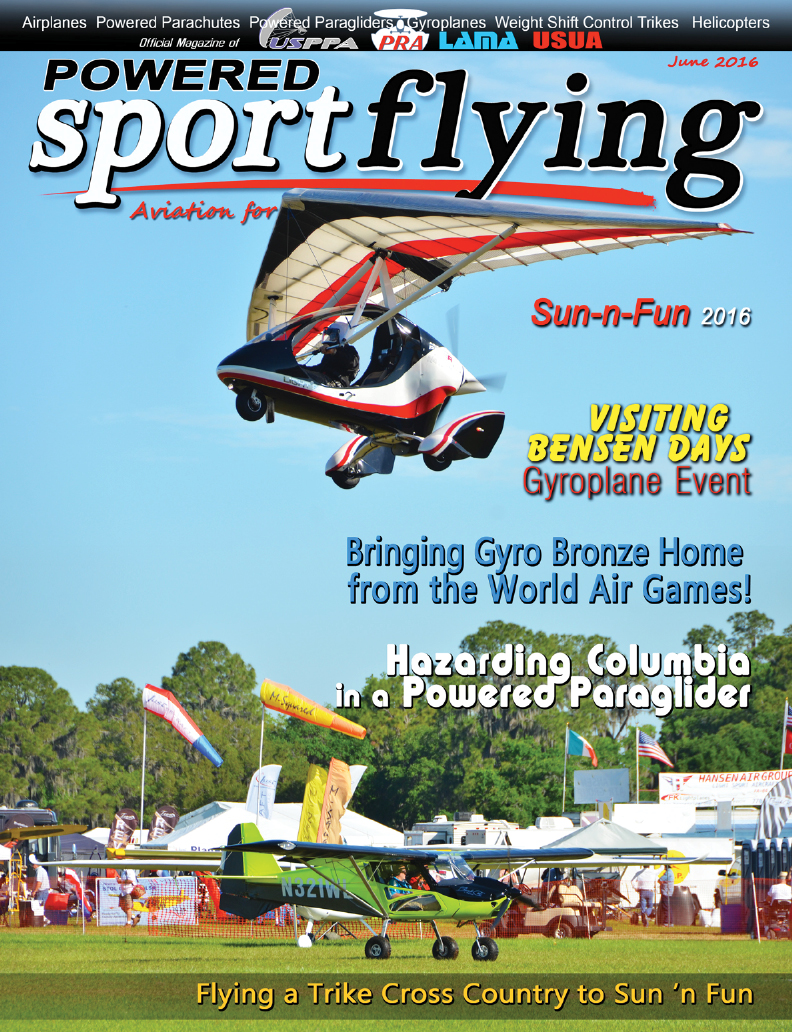 b43690d5e0a Powered Sport Flying Magazine