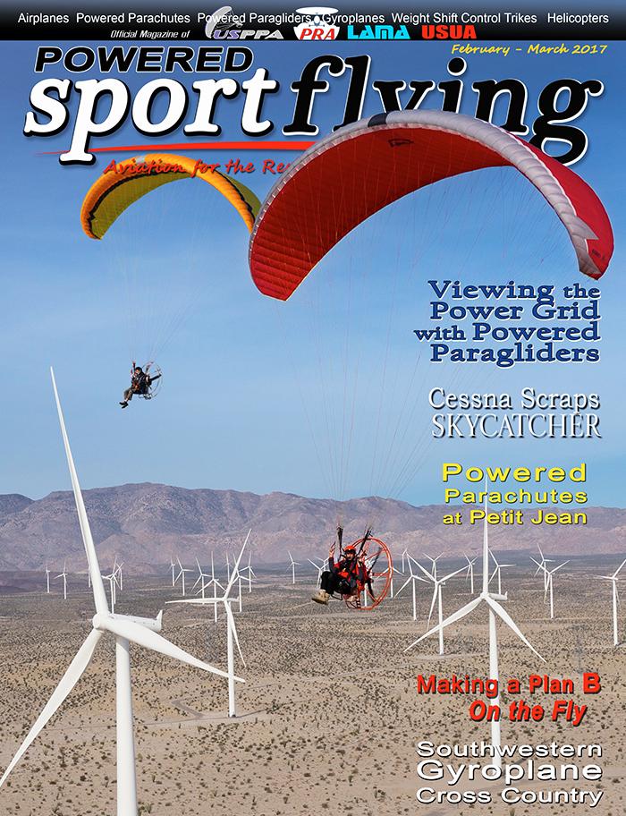 Powered Sport Flying Magazine