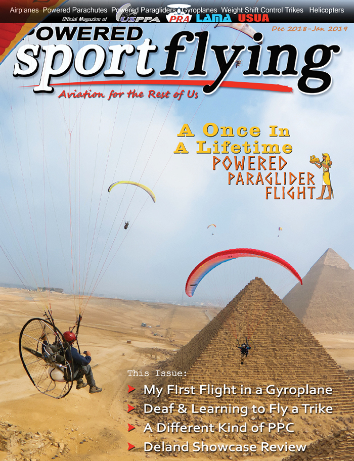Powered Sport Flying Magazine